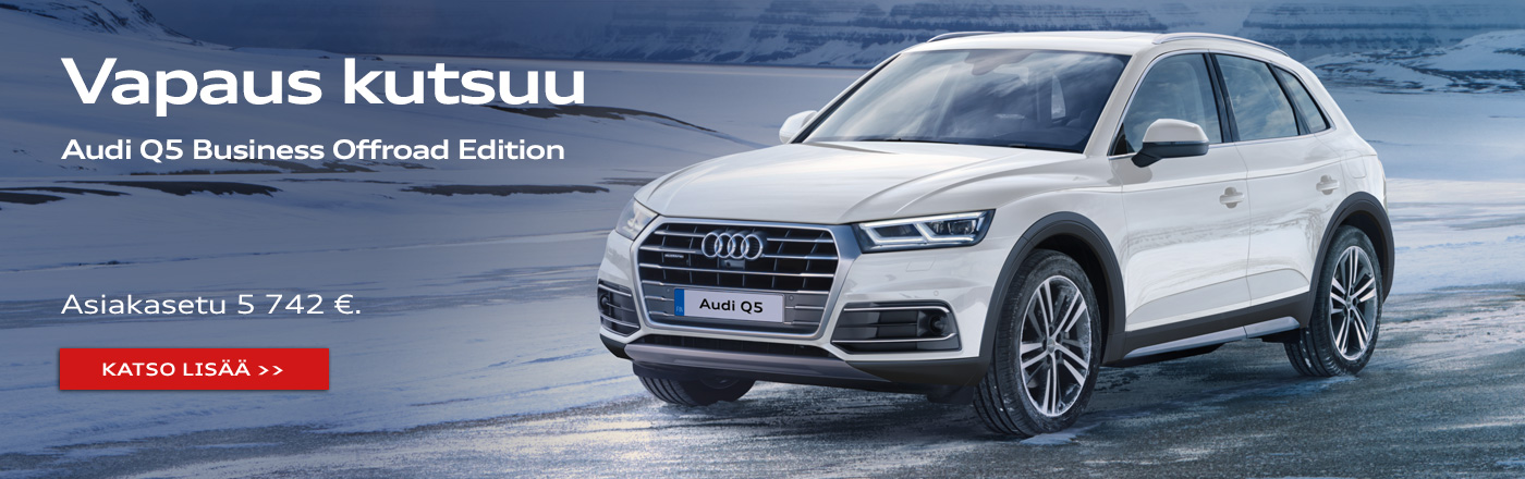 Q5 Business Offroad Edition 1-2019