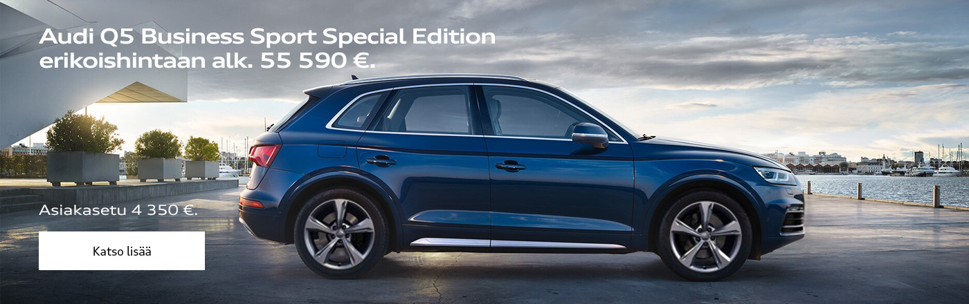 Q5 Business Sport Special Edition