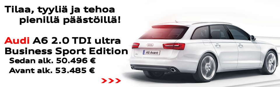 Audi A6 ultra Business Sport Edition